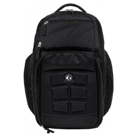 Six Pack Fitness Рюкзак Expedition Backpack 500 черный 48 л