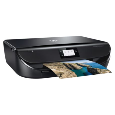МФУ HP DeskJet Ink Advantage 5075 M2U86C черный