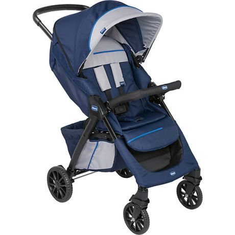 "CHICCO Прогулочная коляска Chicco ""Kwik One Stroller"" Blueprint"