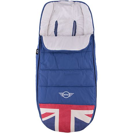 easywalker Конверт в коляску MINI, Easywalke, Union Jack Vintage