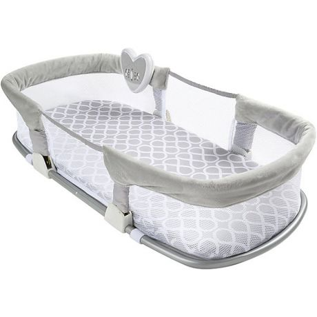 Summer Infant Люлька Summer Infant, Deluxe By Your Side Sleeper, белый