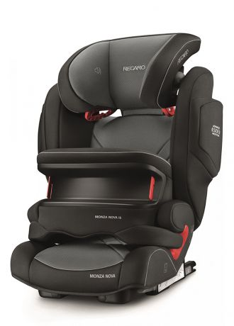Автокресло Recaro Monza Nova is Seatfix Carbon Black 6148.21502.66