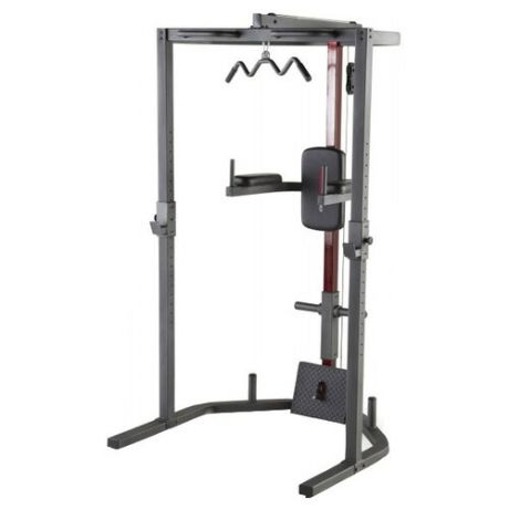 Стойка WEIDER PRO Power Rack 14933 серый