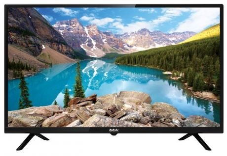 "Телевизор LED 28"" BBK 28LEM-1050/T2C черный HD Ready, 16:9, DVB-T2, USB, HDMI"