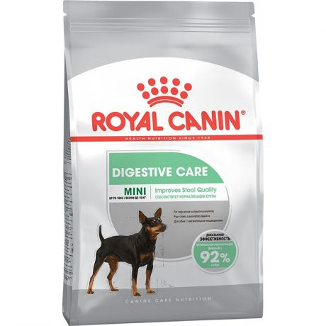 Корм для собак ROYAL CANIN Mini DigestiveSensible Care сух. 3кг