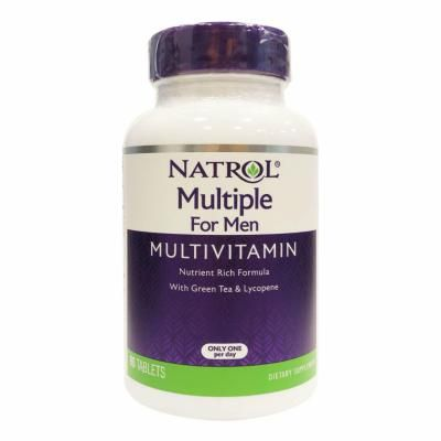 Витамины Natrol Multivitamin Men