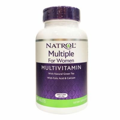 Витамины Natrol Multivitamin Women