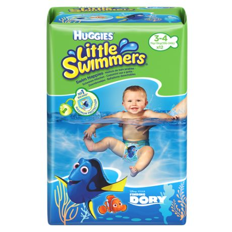 Huggies трусики Little Swimmers