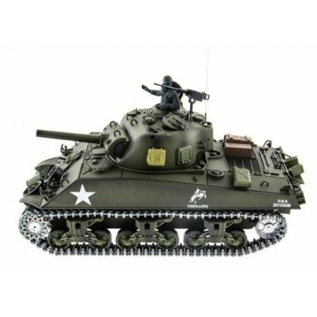 Танк Heng Long M4A3 Sherman
