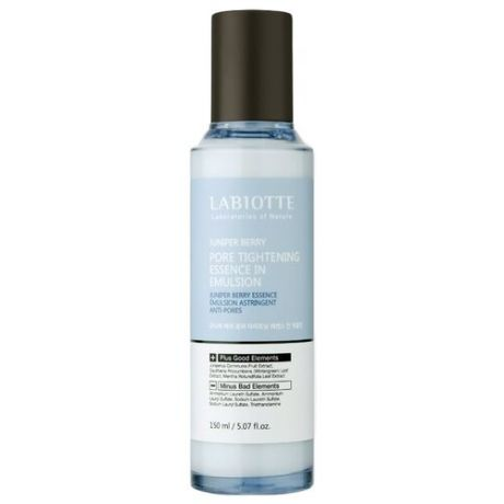 Labiotte Juniper Berry Pore