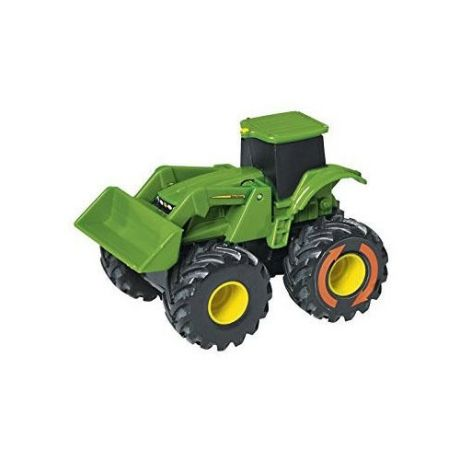 Трактор Tomy Monster Treads (37650-2) 10 см зеленый