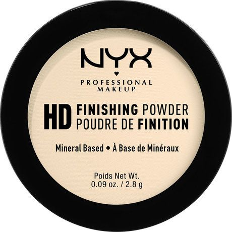 NYX Professional Make Up High Definition Finishing Mini Powder
