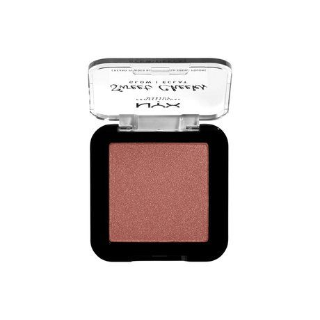 NYX Professional Make Up Sweet Cheeks Creamy Powder Blush Glowy