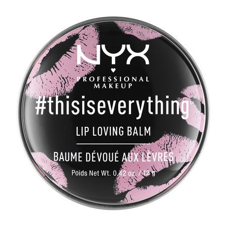 NYX Professional Make Up Thisisverything Lip loving Balm