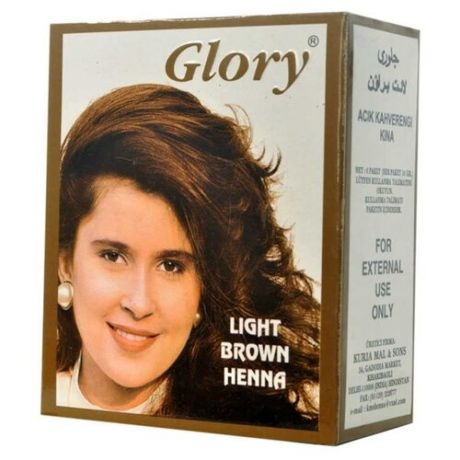 Хна Glory Light Brown