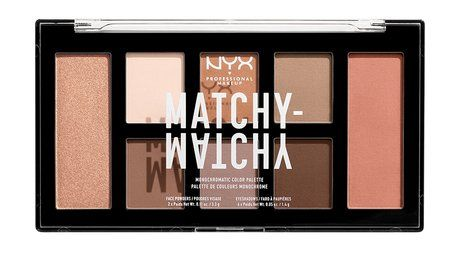 NYX Professional Make Up Matchy-Matchy Monochromatic Color Palette