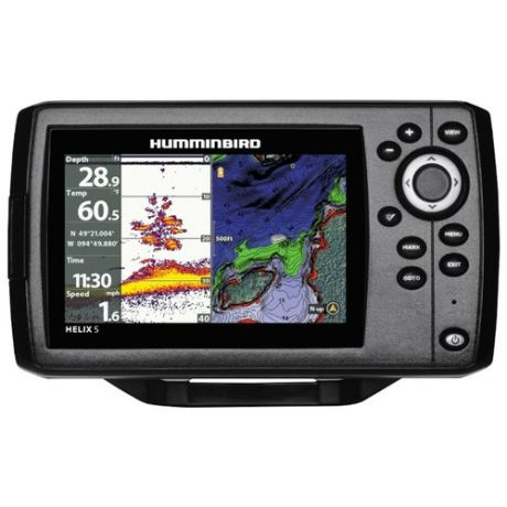 Эхолот Humminbird Helix 5 CHIRP
