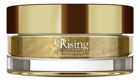 Маска для лица с частицами золота Skin Care My Golden Secret Lifting Firming Gold Mask 50мл