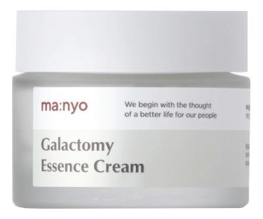 Крем для лица с ниацинамидом и галактомисисом Galactomy Essence Cream 50мл