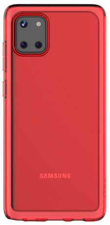 Клип-кейс Araree Samsung Note 10 Lite Red (GP-FPN770KDARR)