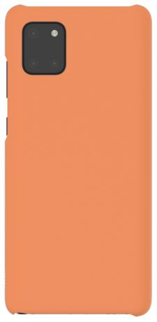 Клип-кейс WITS Galaxy Note 10 Lite Orange (GP-FPN770WSAOR)