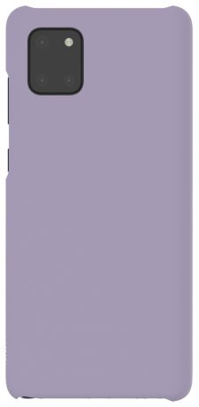 Клип-кейс WITS Samsung Galaxy Note 10 Lite (GP-FPN770WSAER) Purple