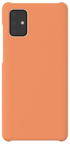 Клип-кейс WITS Samsung Galaxy A71 Orange (GP-FPA715WSAOR)
