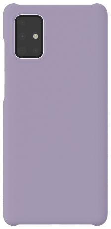 Клип-кейс WITS Samsung Galaxy A71 Purple (GP-FPA715WSAER)