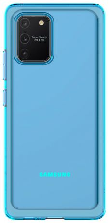 Клип-кейс Araree Samsung Galaxy S10 Lite Blue (GP-FPG770KDALR)