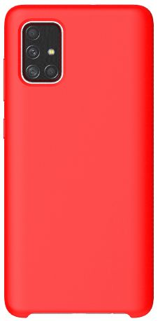 Клип-кейс Araree Samsung Galaxy A71 Typoskin Red (GP-FPA715KDBRR)