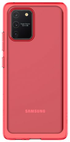 Клип-кейс Araree Samsung Galaxy S10 Lite Red (GP-FPG770KDARR)