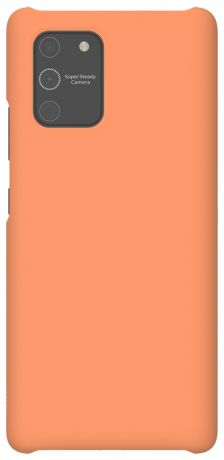 Клип-кейс WITS Samsung Galaxy S10 Lite Orange (GP-FPG770WSAOR)