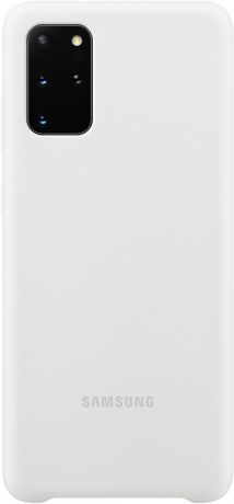 Клип-кейс Samsung Galaxy S20 Plus силиконовый White (EF-PG985TWEGRU)
