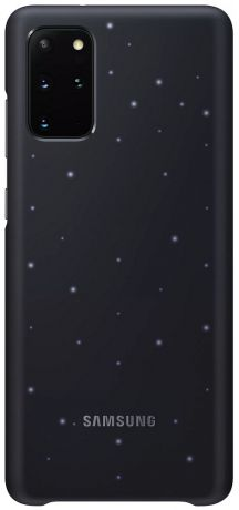 Клип-кейс Samsung Galaxy S20 Plus Smart LED Cover Black (EF-KG985CBEGRU)