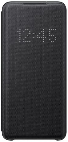 Чехол-книжка Samsung Galaxy S20 Smart LED View Cover Black (EF-NG980PBEGRU)