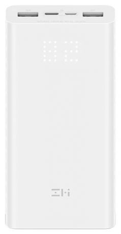 Xiaomi ZMI Power Bank QB821 20000mAh 2-way fast charging (белый)