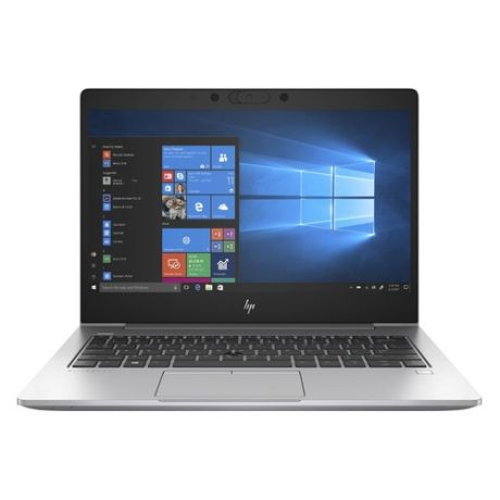 "Ноутбук HP EliteBook 830 G6, 13.3"", Intel Core i7 8565U 1.8ГГц, 8Гб, 256Гб SSD, Intel UHD Graphics 620, Windows 10 Professional, 7KN47EA, серебристый"