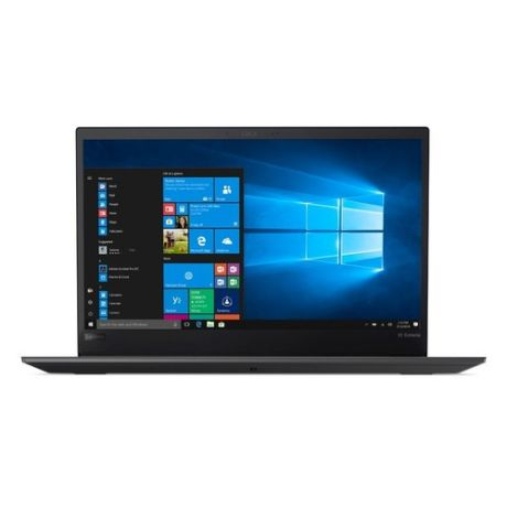 "Ноутбук LENOVO ThinkPad X1 Extreme, 15.6"", IPS, Intel Core i7 9750H 2.6ГГц, 32Гб, 512Гб SSD, nVidia GeForce GTX 1650 - 4096 Мб, Windows 10 Professional, 20QV0011RT, черный"