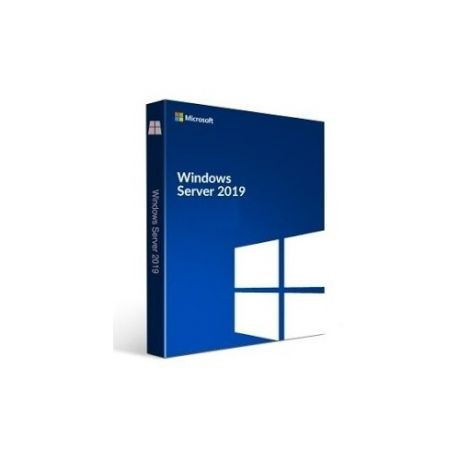 Операционная система MICROSOFT Windows Server CAL 2019 MLP 5 User CAL, 64 bit, Eng, BOX [r18-05657]
