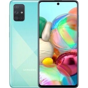 Смартфон Samsung Galaxy A71 6/128GB Blue (SM-A715F)