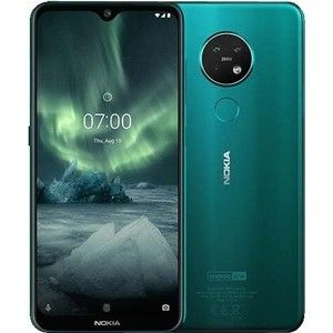 Смартфон Nokia 7.2 4/64 Gb Green