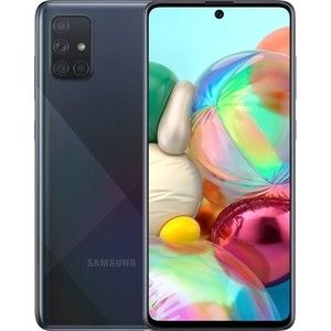 Смартфон Samsung Galaxy A71 6/128GB Black (SM-A715F)