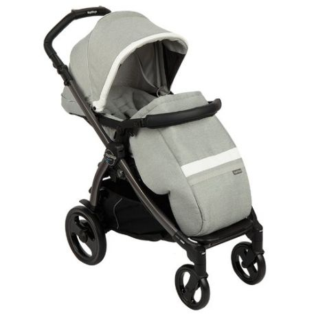 Прогулочная коляска Peg-Perego Book 51 Pop Up Completo luxe pure