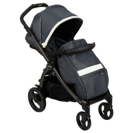 Прогулочная коляска Peg-Perego Book 51 Pop Up Completo Luxe Mirage