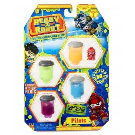 Игровой набор MGA Entertainment Ready2Robot 553991
