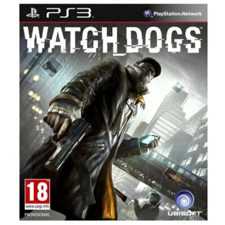 Игра для PlayStation 3 Watch Dogs