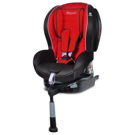 Автокресло группа 1/2 (9-25 кг) Welldon Royal Baby SideArmor & CuddleMe IsoFix, Traffic Sign
