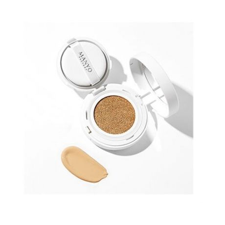 Manyo Factory Увлажняющая крем-пудра Herbal fresh moist cushion beige 23