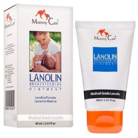 Mommy Care Крем для сосков Lanolin Breastfeeding Cream 40 мл