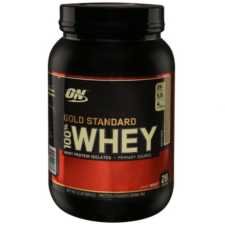 Протеин Optimum Nutrition Gold Standard 100% Whey роки роад 0,9кг